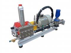 Kesselspeisepumpe Aggregat - Boiler feed pump unit