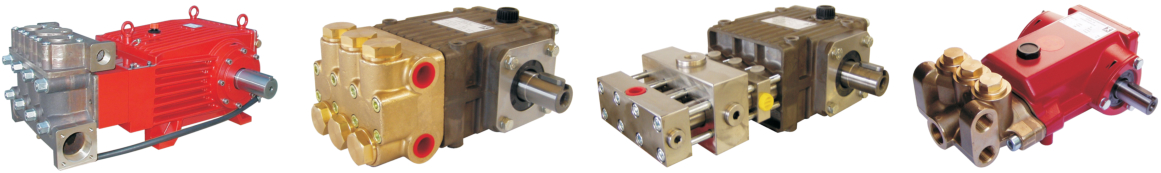 Speck-Triplex Plunger Pumps
